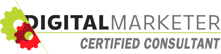 Digital Marketer Certified Consultant