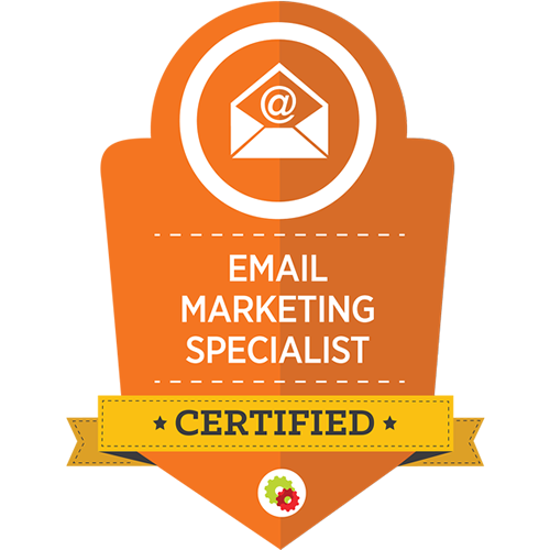 Digital Marketer - Email Marketing Specialist Certification