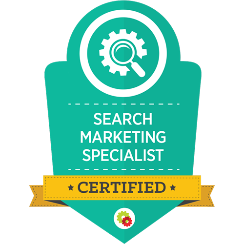 Digital Marketer - Search Marketing Specialist Certification